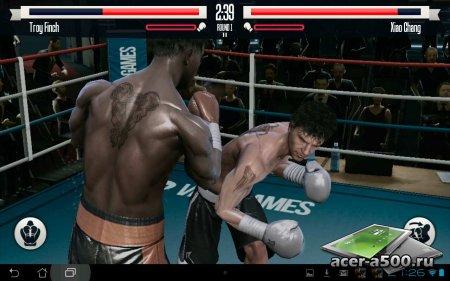 Real Boxing v2.3.1 [мод свободные покупки]
