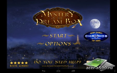 The Mystery of the Dream Box версия 1.0