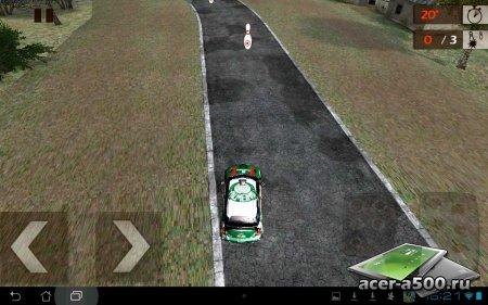WRC Shakedown Edition версия 1.06
