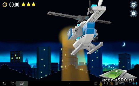 LEGO® City Spotlight Robbery версия 1.0.1