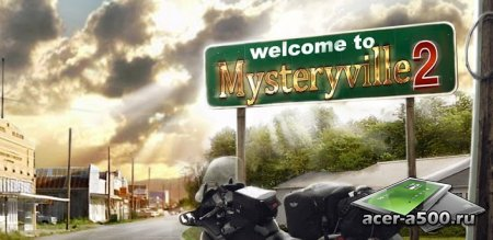 ����� ������ N. ����� ������. (Mysteryville 2: Hidden Crime.) (��������� �� ������ 1.6 build 12)