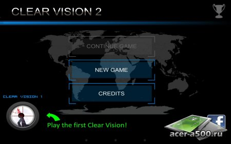Clear Vision 2 версия 1.0.2