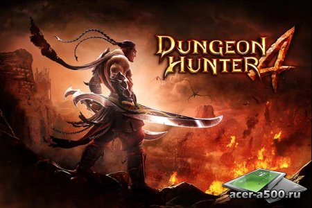 Dungeon Hunter 4: первая информация