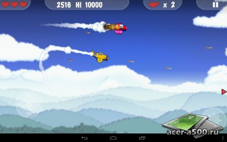 MiniSquadron! (обновлено до версии 1.22)