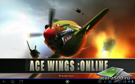 Ace Wings: Online (обновлено до версии 1.5)