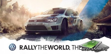 RALLY THE WORLD. THE GAME. версия 1.00