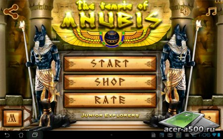Egypt Zuma – Temple of Anubis версия 1.1.5