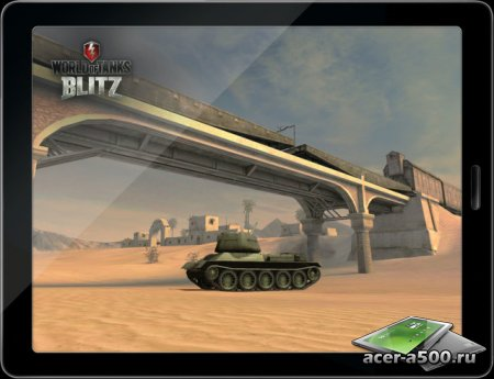 World of Tanks выйдет на Android
