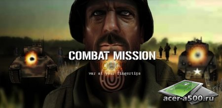 Combat Mission: Touch