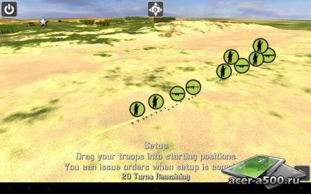 Combat Mission: Touch версия 1.15