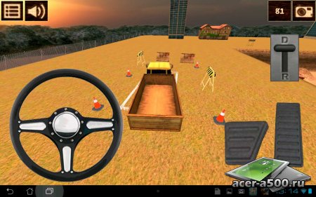 Truck Parking 3D версия 1.6
