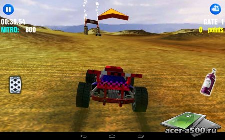 Dust: Offroad Racing - Gold версия 1.0.0