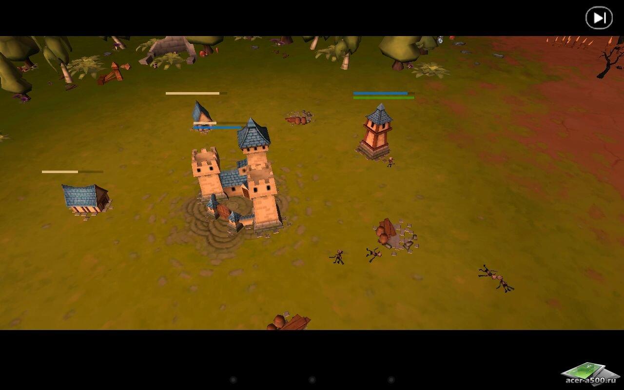скачать игру боевые башни на андроид мод много денег