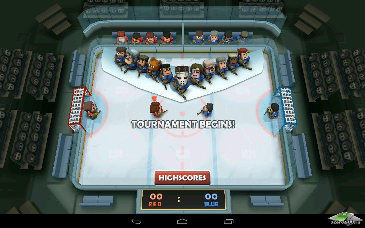 """Игра """"Ice Rage"""" для планшетов на Android"""