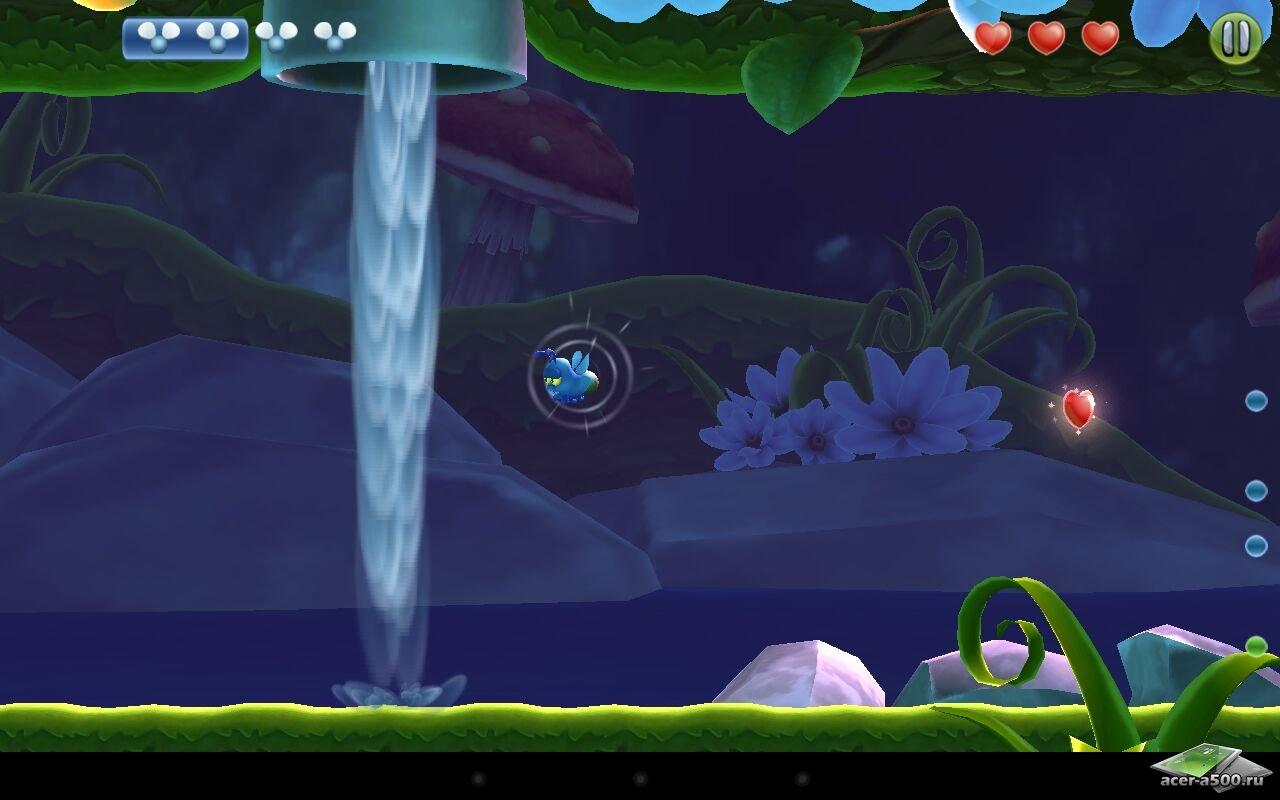 Shiny The Firefly Tablet Oyunu indir | Sevimli Arıcık Android Oyunu