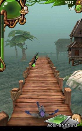 Zombie Run HD версия 1.9