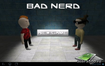 Bad Nerd - Open World RPG версия 1.104