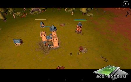 Боевые Башни (Battle Towers) (обновлено до версии 1.26) [свободные покупки]