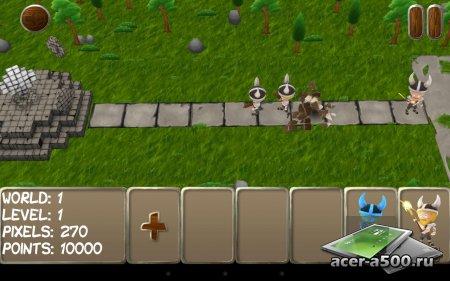Pixel Raid (обновлено до версии 1.0.4)