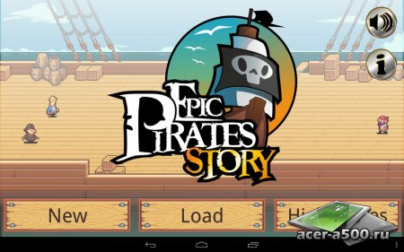 ��������� ��������� ������� (Epic Pirates Story) (��������� �� ������ 1.6)
