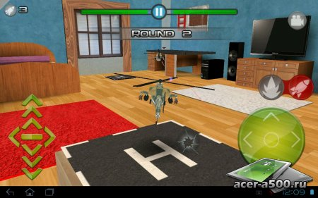 Helidroid Battle PRO версия 1.0.0