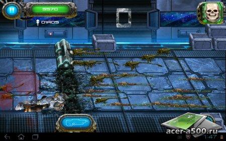 Soldier vs Aliens версия 1.1.2