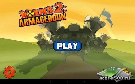 Worms 2: Armageddon v1.4.0