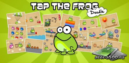 Tap the frog: Doodle ������ 1.6