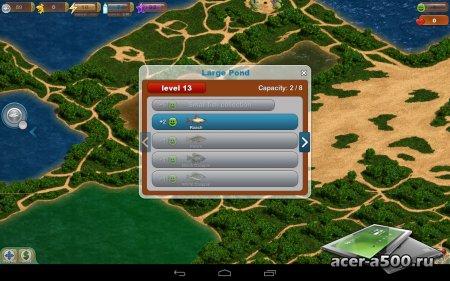Fishing Paradise 3D v1.1.8 [свободные покупки]