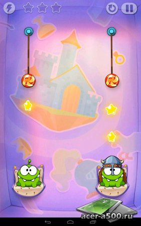 Cut the Rope: Time Travel HD v1.4.3 [мод]