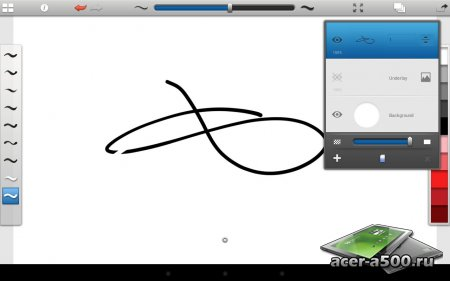 SketchBook Ink версия 1.5.3
