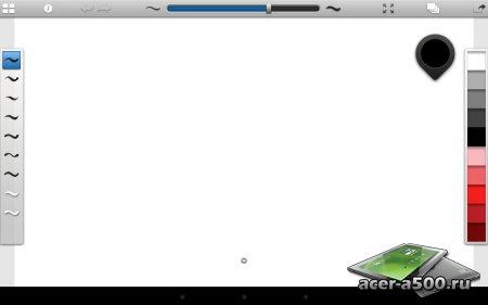 SketchBook Ink версия 1.5.3