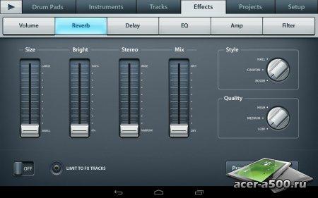 FL Studio Mobile версия 1.0.1