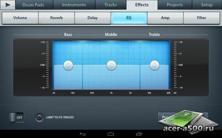 FL Studio Mobile (обновлено до версии 1.0.5)