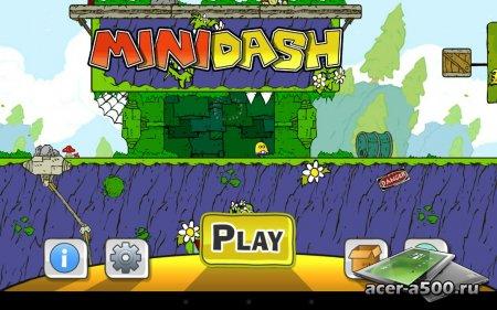 Mini Dash (обновлено до версии 1.01)