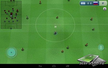 Active Soccer (обновлено до версии 1.4.1)