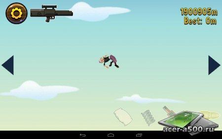 Angry Gran Toss версия 1.0.5 [свободные покупки]