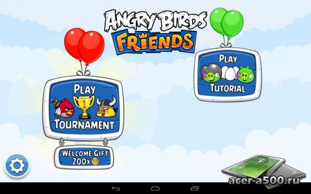Angry Birds Friends v1.4.0