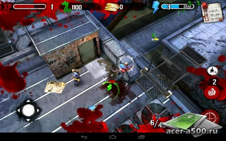 Zombie HQ версия 1.7.2