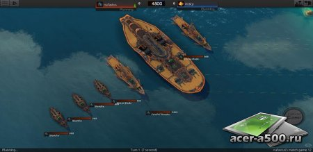 Leviathan: Warships версия 1.0