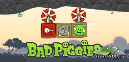 Bad Piggies HD v1.9.1 [��� ����� ��������]