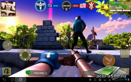 Blitz Brigade - онлайн угар! v1.6.1b [онлайн]