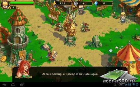 League of Heroes Premium версия 1.3.284