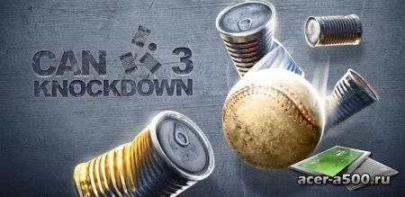 Can Knockdown 3 (полная версия)