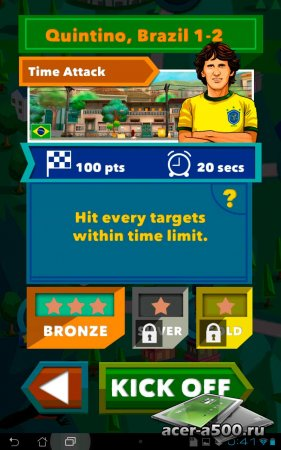 Zico: The Official Game (обновлено до версии 1.0.5) [свободные покупки]