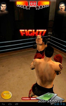 Iron Fist Boxing версия 4.2.6