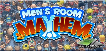 Men's Room Mayhem версия 1.0