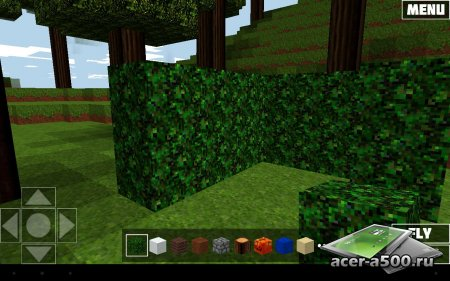 World of Cubes версия 1.2