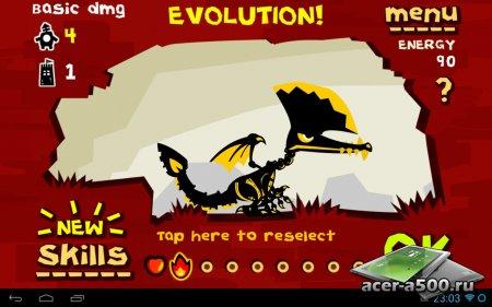 Dragon Evolution версия 1.0