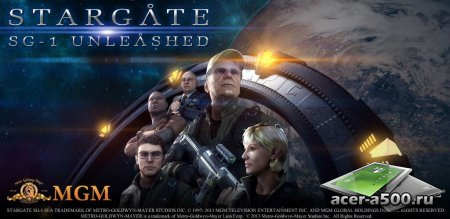Stargate SG-1: Unleashed Ep 1 (обновлено до версии 1.0.7)